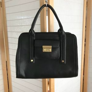 Large black satchel by 3.1 Philip Lim for Target